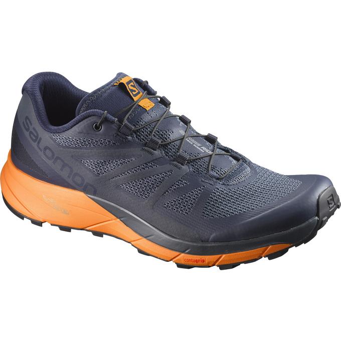 Chaussure salomon running trail