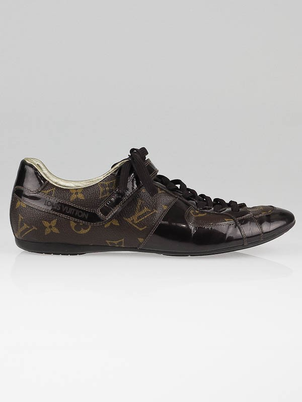 Louis vuitton globetrotter sneakers