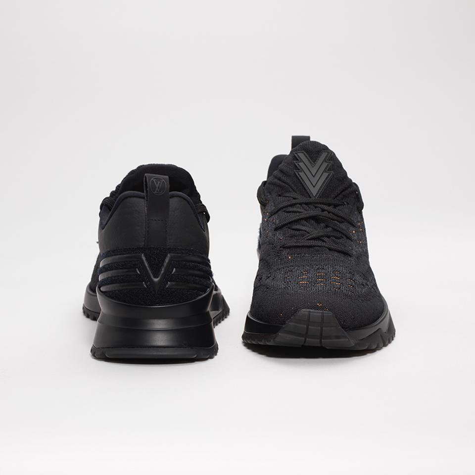 Louis vuitton full knit sneakers