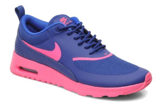 Nike rose et bleu