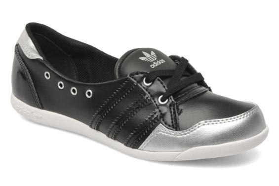 94f2024a4 Ballerine adidas femme noir - Chaussure - lescahiersdalter
