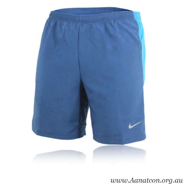 Nike pursuit 7 inch 2in1 running shorts