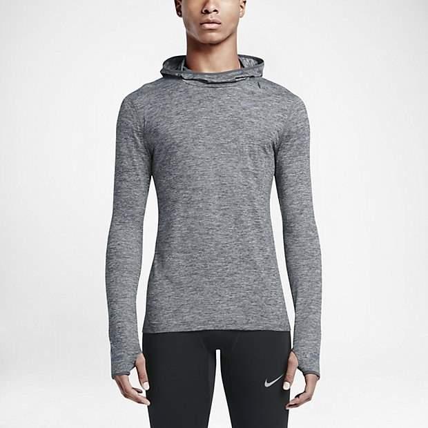 Nike running hoody
