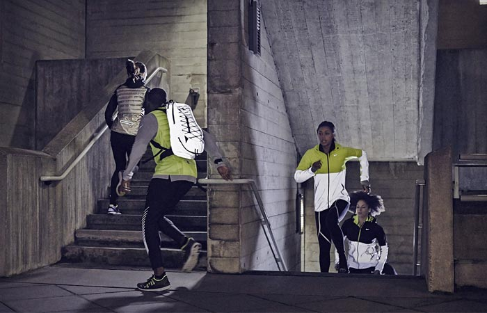 Nike running winter