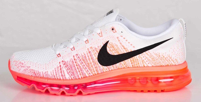 Chaussure de running nike flyknit air max id pour homme