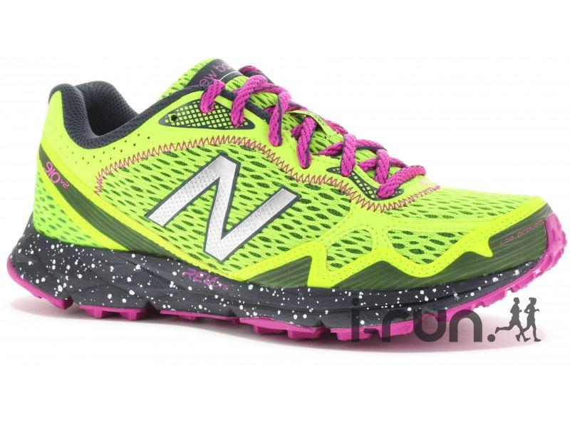 chaussure de course new balance femme