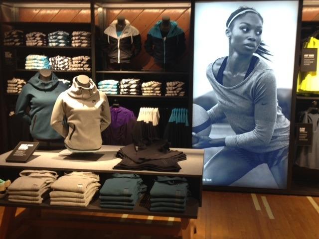Nike running us store
