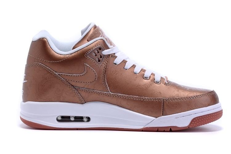 Sneakers nike bronze