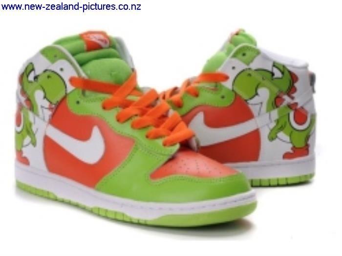 Nike yoshi sneakers