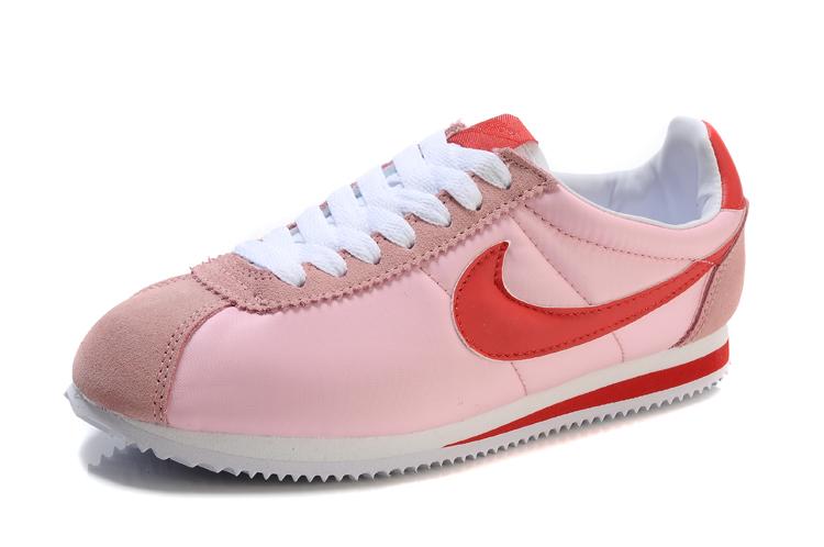 Chaussure nike running rose