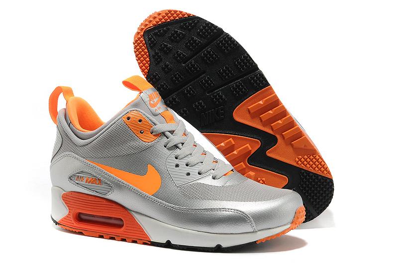 Nike sneakers metallic