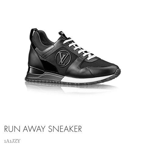 Louis vuitton sneakers vrouwen
