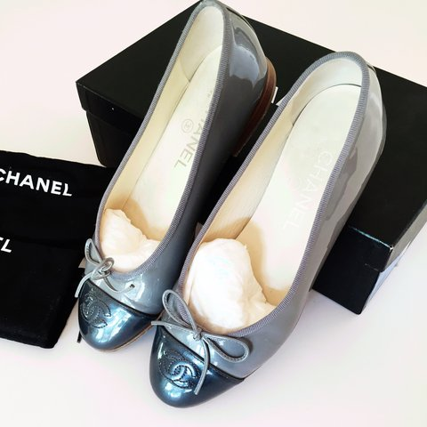 Vendo ballerine chanel