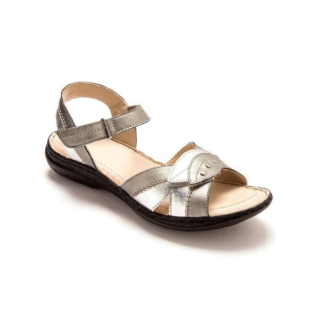 Sandales femme ouverture totale
