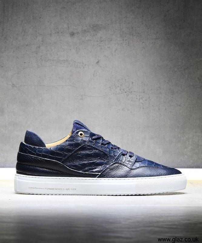 Sneakers homme navy