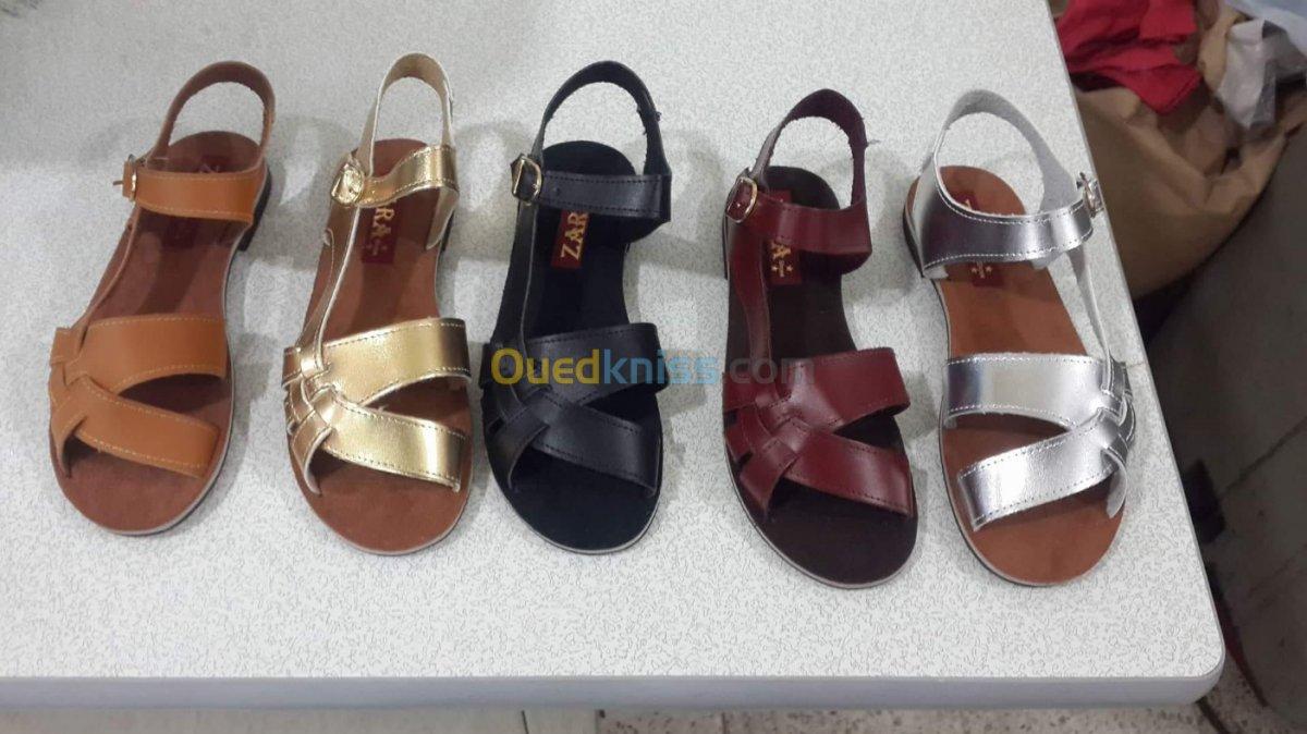 Sandale femme ouedkniss