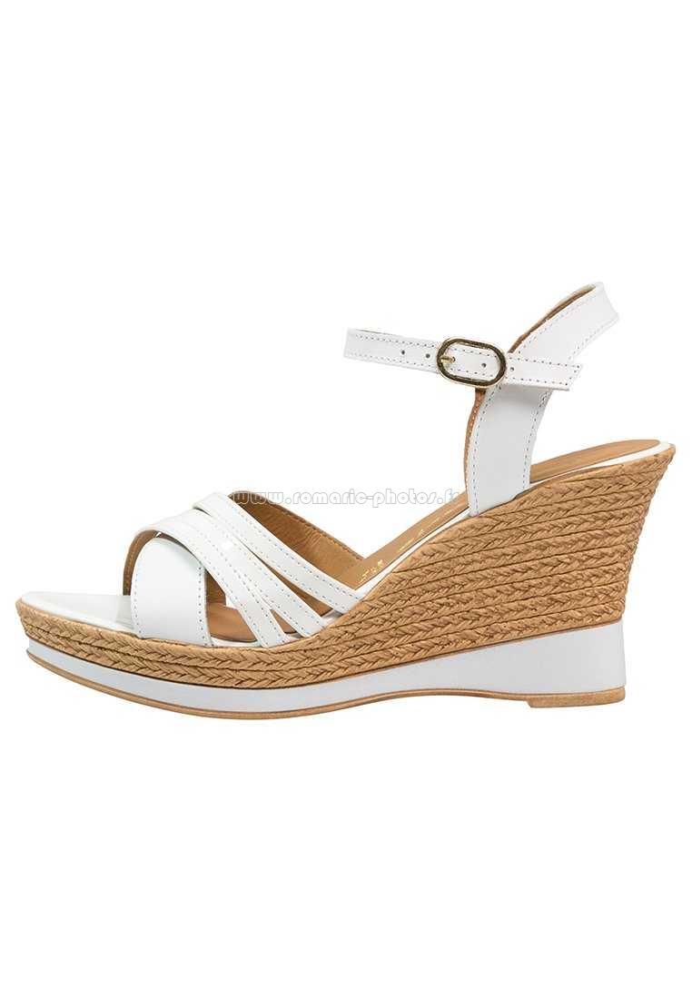 Chaussure compensée tamaris