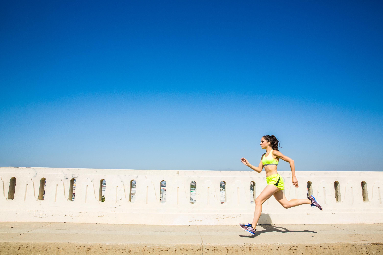 Nike running la