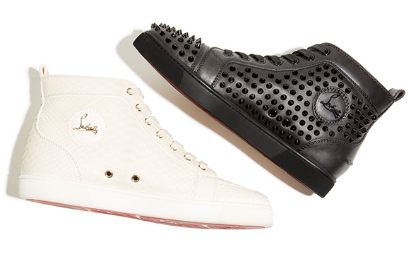 Louboutin sneakers homme replica