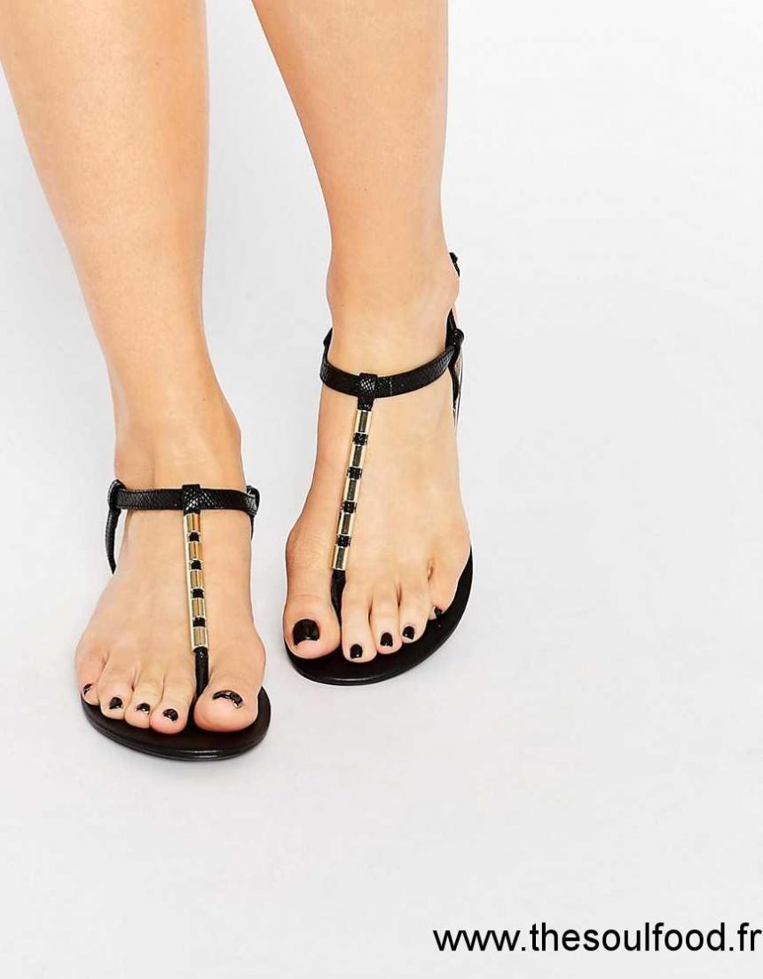 Sandale femme talon 2 cm