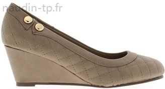 Chaussure compensé 6 cm