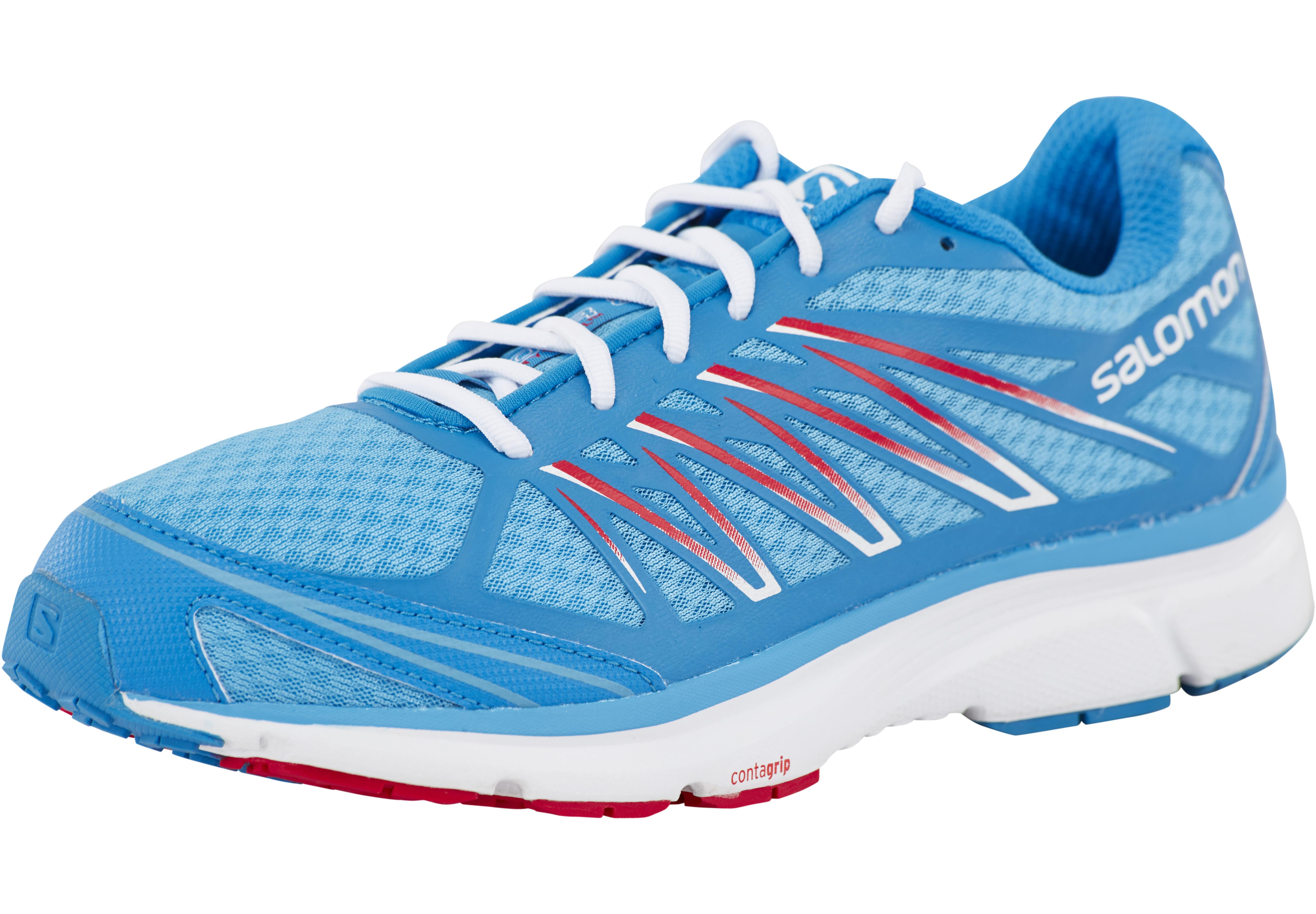 Chaussures de running x-tour 2 gris et bleu