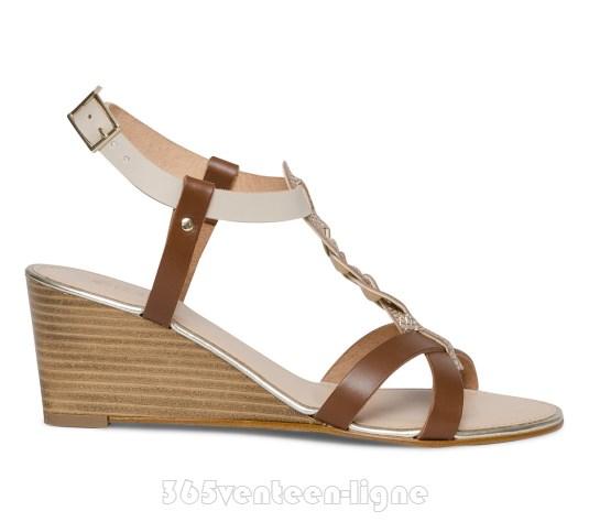 Sandale femme haut de gamme