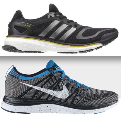 chaussure nike ou adidas