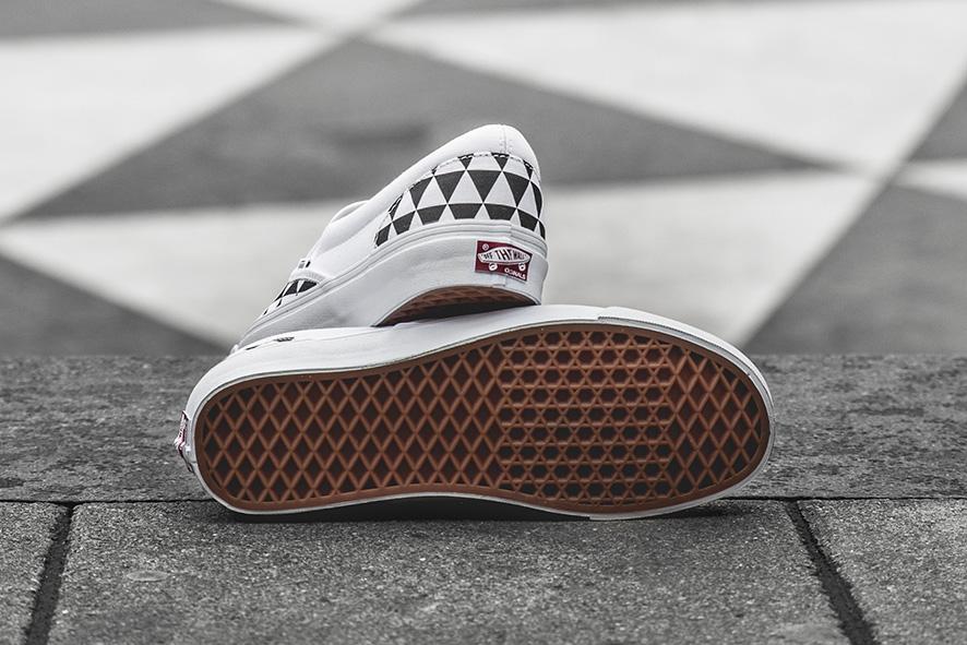 Sneakersnstuff x vault by vans
