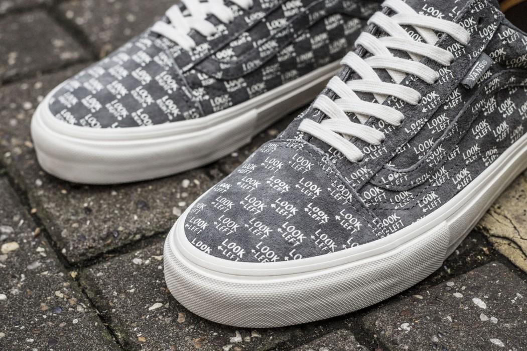 Sneakersnstuff x vans