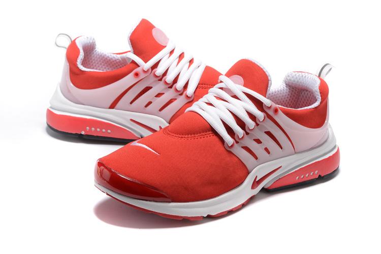 Chaussures running nike blanche