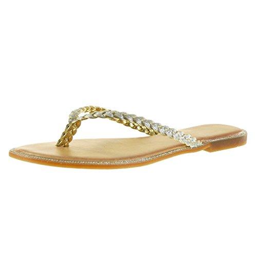 Sandale tropézienne femme pas cher