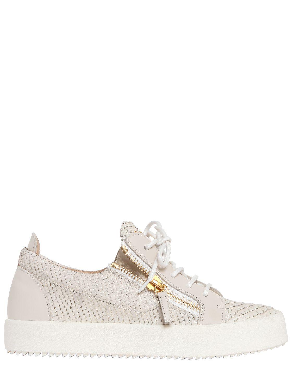 Sneakers femme giuseppe zanotti