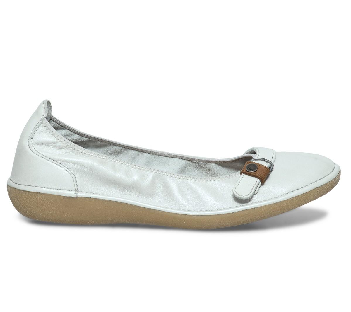 Ballerine blanche pointure 42