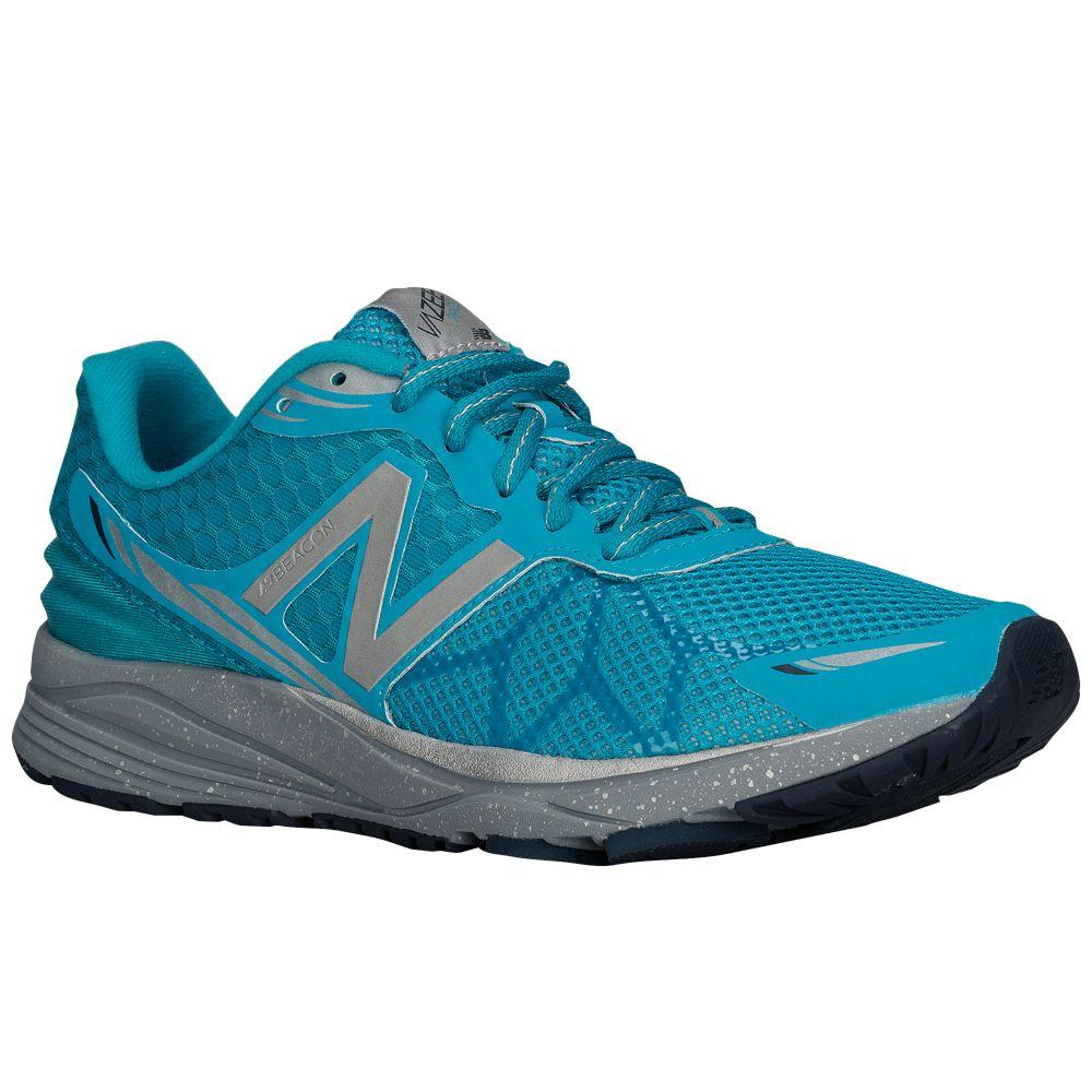 Chaussures running femme 870 blanc/bleu/rose new balance