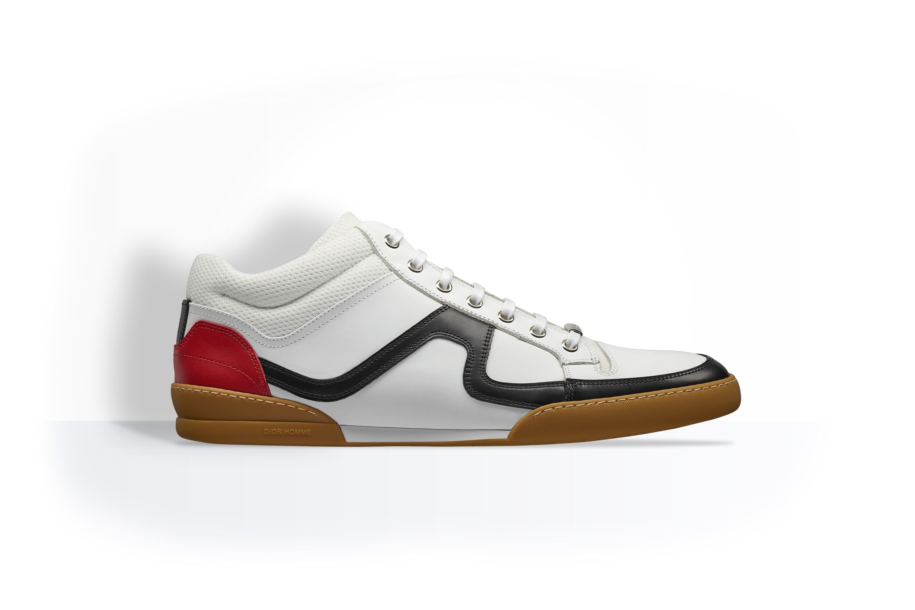 Sneakers homme haute couture