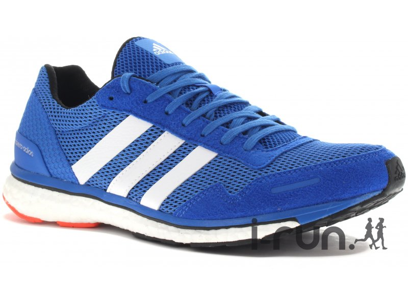 Chaussures running homme pronatrice