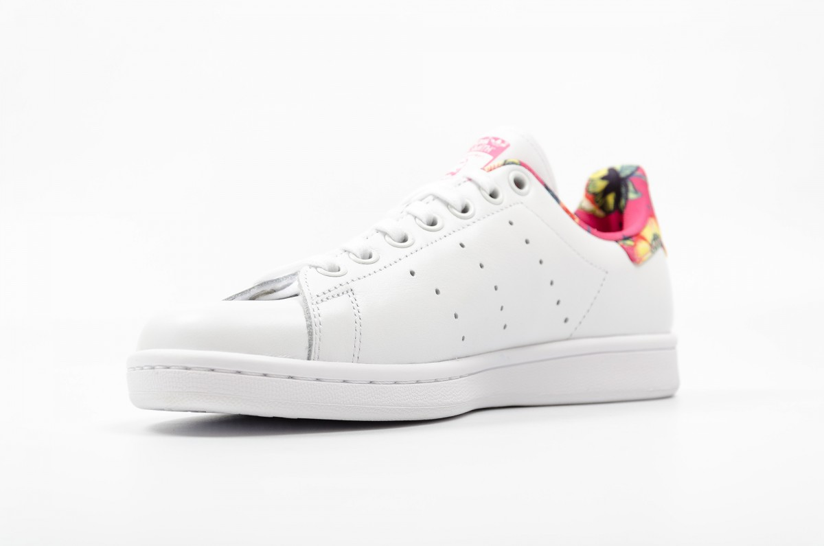 authentic quality later first rate Adidas stan smith rose pour femme - Chaussure - lescahiersdalter