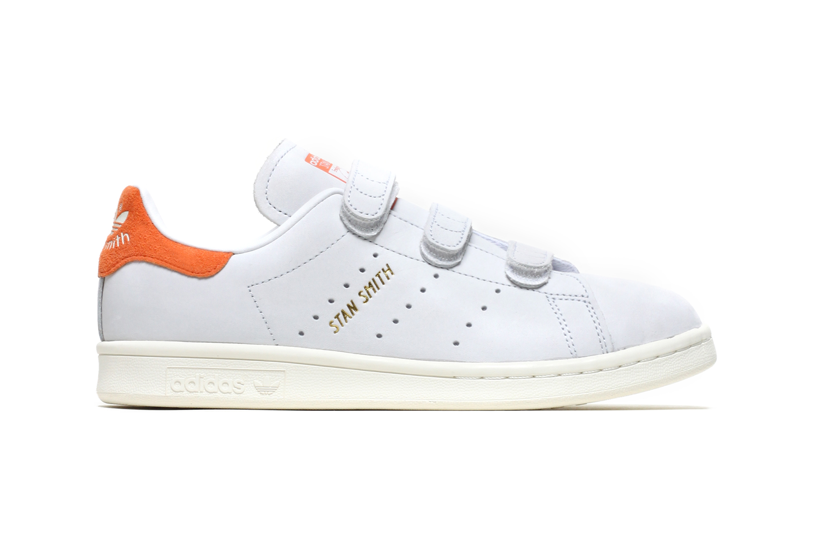 Stan smith femme scratch orange - Chaussure - lescahiersdalter