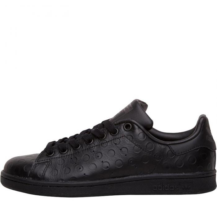 Stan smith femme noir or - Chaussure - lescahiersdalter