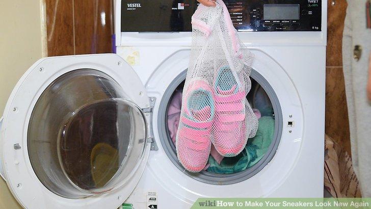 Sneaker wash