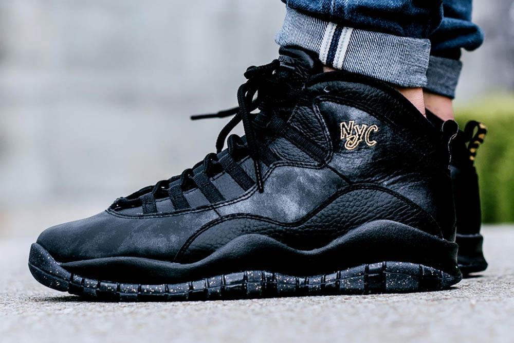 Nike sneakers new york city