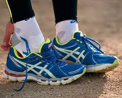 Chaussure running pour coureur supinateur