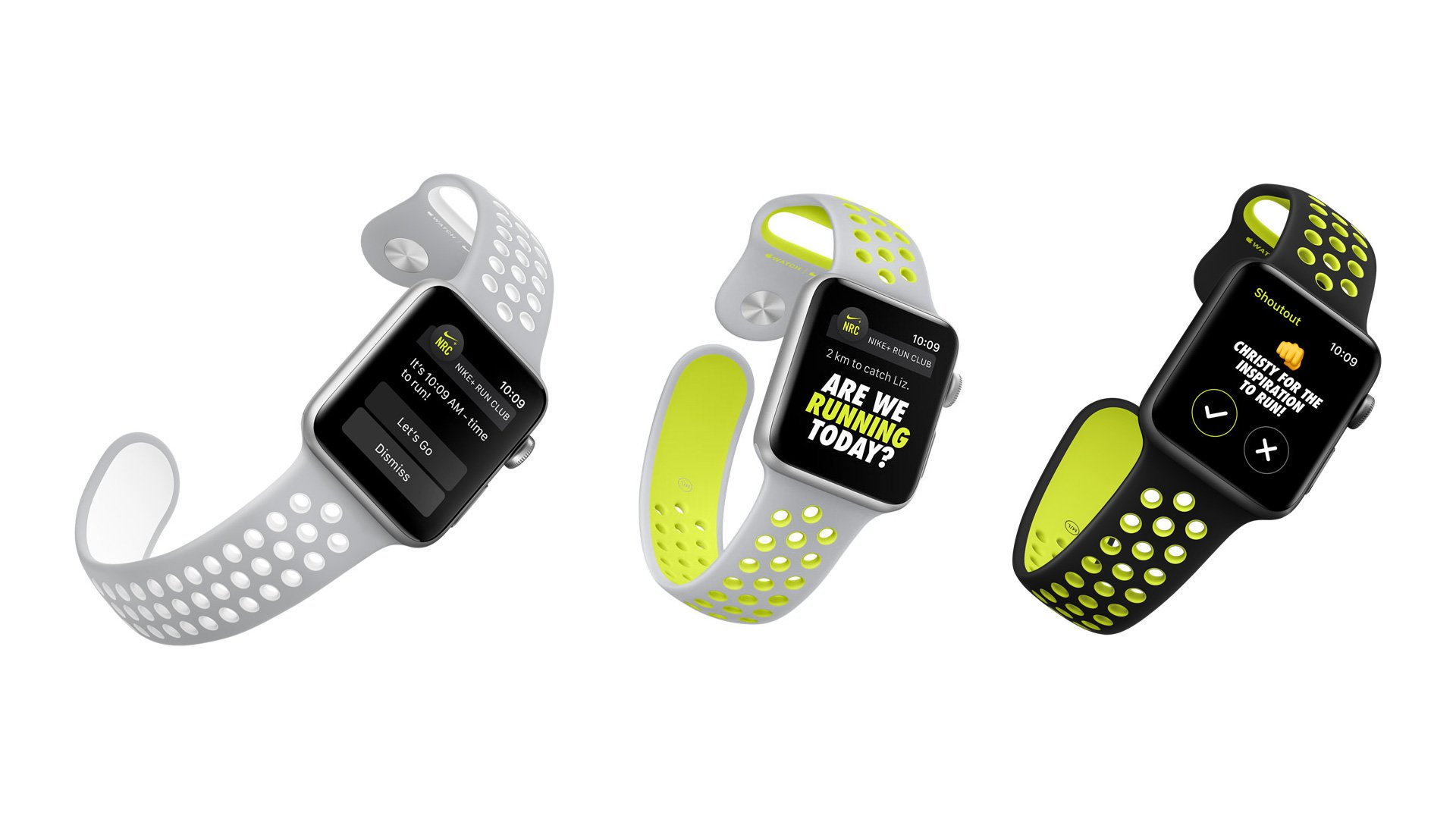 Watch os 2 nike running