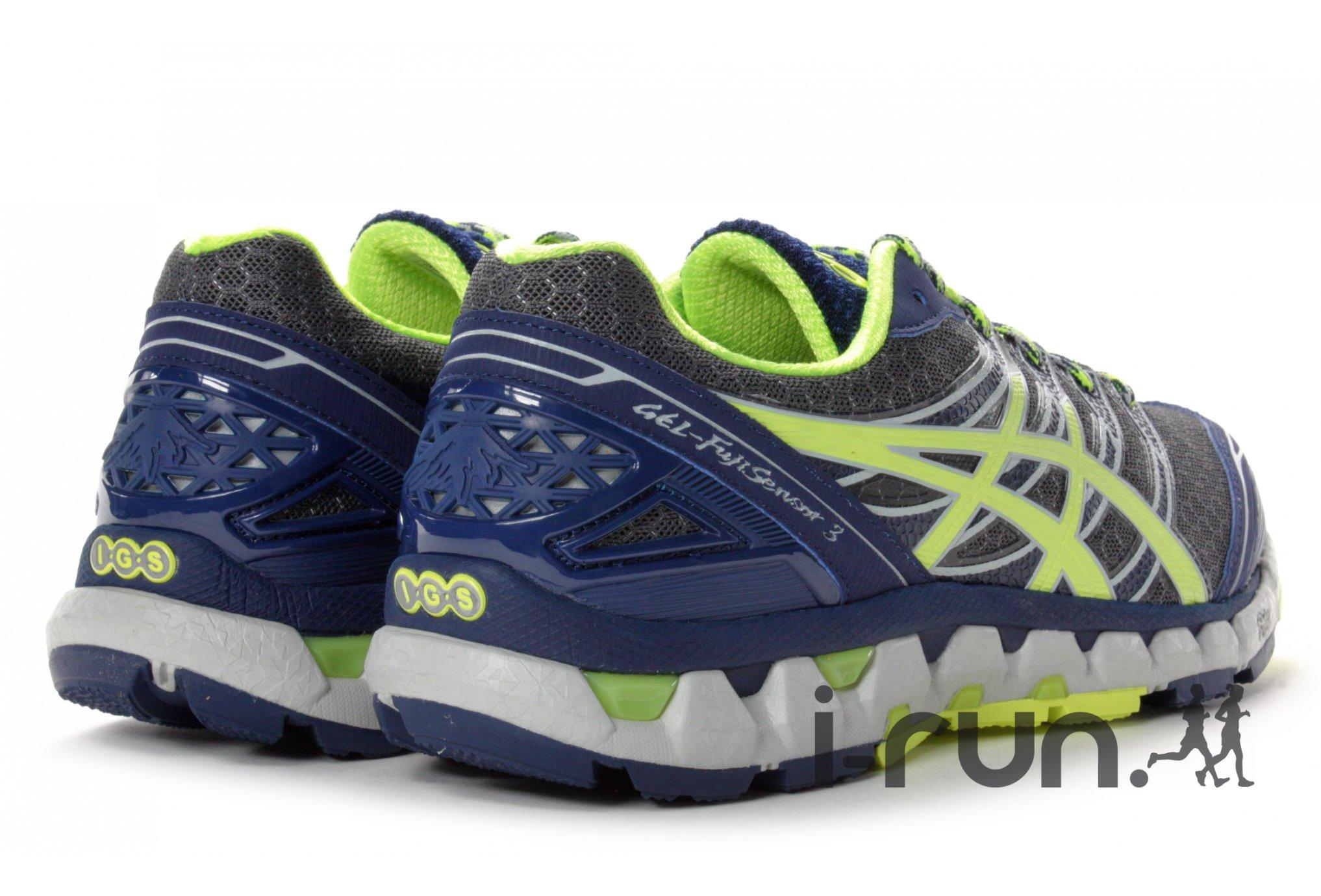 Chaussure de running pour coureur lourd