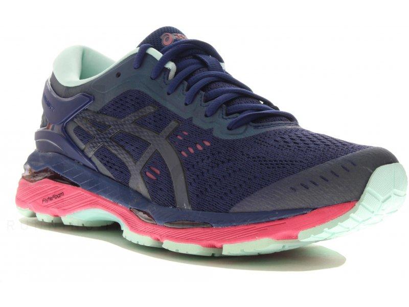 Chaussures running asics femme