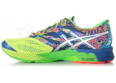 Chaussures de running gel-noosa tri 10 - jaune fluo