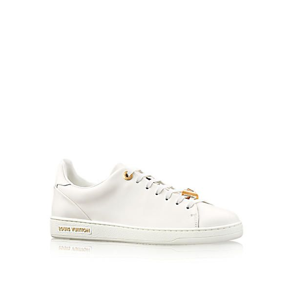 Louis vuitton sneakers rose gold