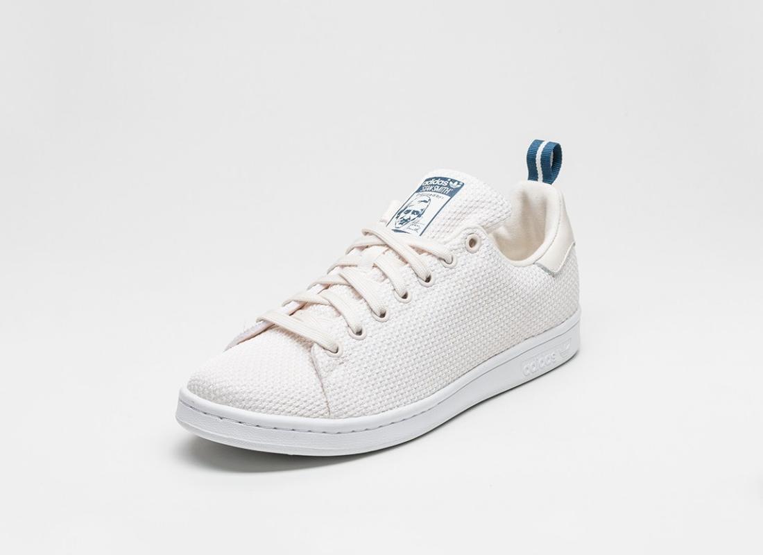Adidas stan smith primeknit - femme chaussures