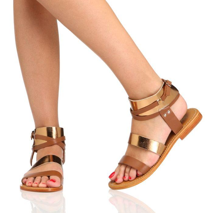 fae7f67879d Sandale femme originale - Chaussure - lescahiersdalter